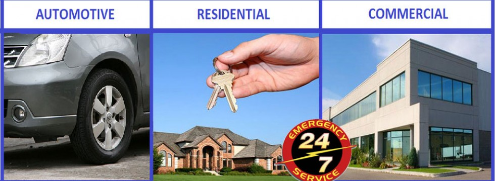 AnyTime Locksmith Services in Greater Toronto Area